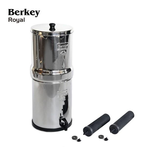 Royal Berkey Schwerkraft Wasserfilter