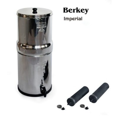 Imperial Berkey Gravitationsfilter