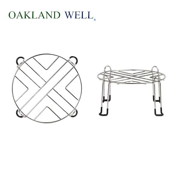 Oakland Well Staender fuer Big Berkey, British Berkfeld 8 Liter und Oakland Well 12 Liter Wasserfilter